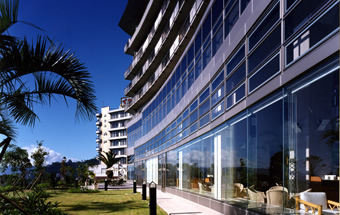 KKRホテル熱海(熱海共済会館)外観写真