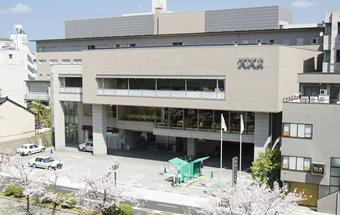 外観写真:KKRホテル金沢