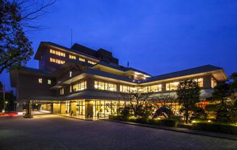 外観写真:KKRホテル熊本