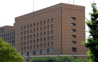 外観写真:KKRホテル名古屋