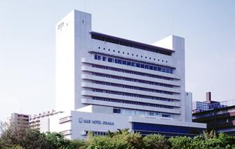 KKRホテル大阪(大阪共済会館)外観写真