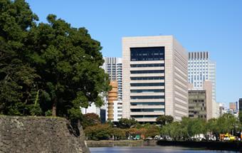 外観写真:KKRホテル東京