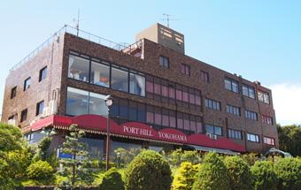 KKRポートヒル横浜(横浜集会所)外観写真