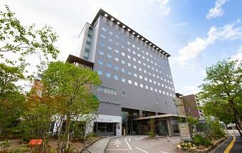 KKRホテル博多(福岡共済会館)外観写真