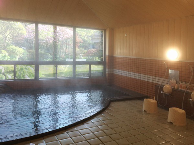 画像:大浴場