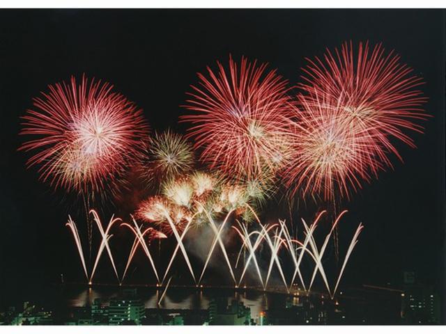 画像:熱海海上花火大会(イメージ)