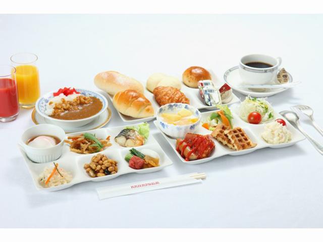 画像:朝食バイキング付バリュープラン