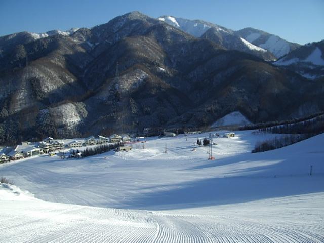 画像:ほおのき平スキー場(イメージ)
