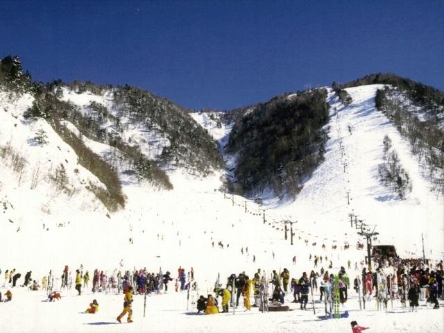 画像:平湯温泉スキー場(イメージ)
