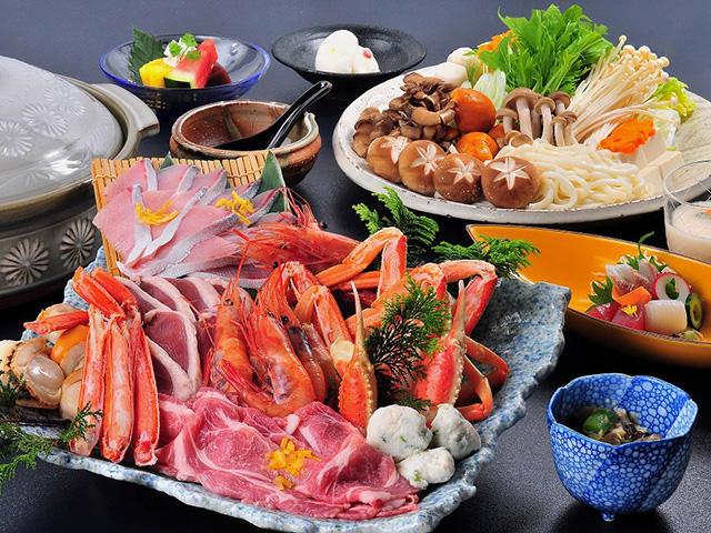 画像:海鮮鍋