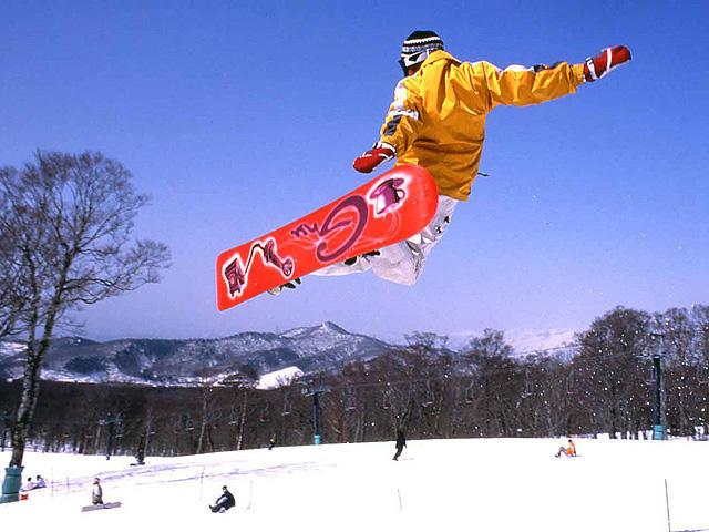 画像:たんばらスキーパーク