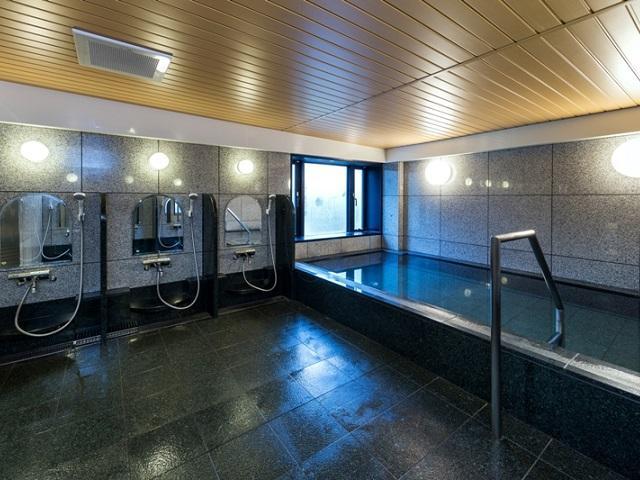 画像:共同浴場