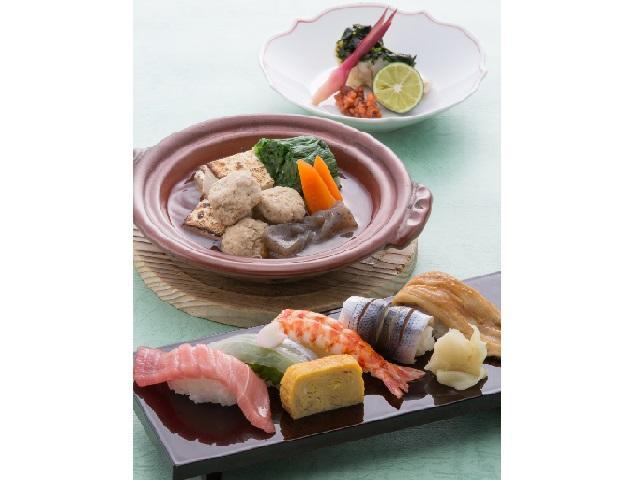 画像:東京グルメプラン和食会席(イメージ)