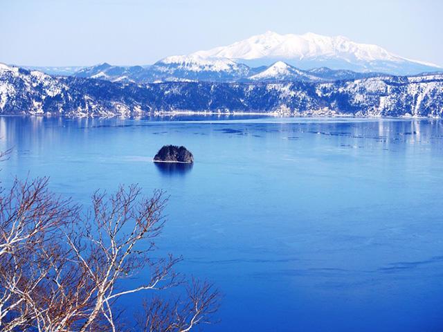 画像:摩周湖