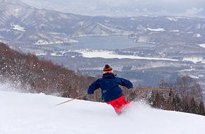 画像:杉ノ原スキー場(イメージ)
