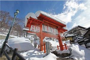 画像:蔵王温泉酢川神社