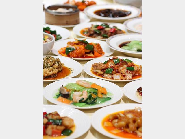 画像:中国広東料理オーダーバイキング(イメージ)