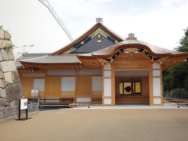 画像:名古屋城本丸御殿