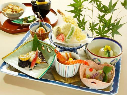 画像:和食膳(イメージ)