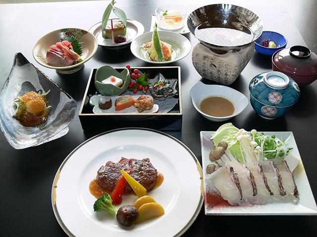 画像:会席料理イメ-ジ