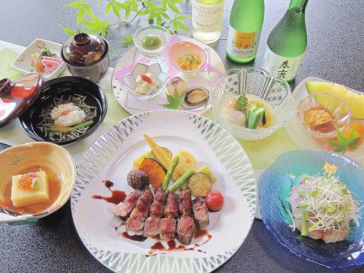画像:会席料理(イメージ)