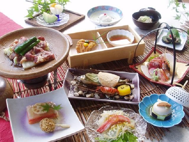 画像:和食会席(イメージ)