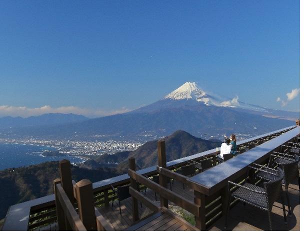 画像:パノラマパーク富士見デッキ