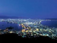 画像:函館山からの夜景