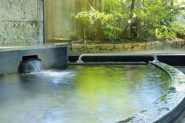 画像:大浴場は熱海の湯