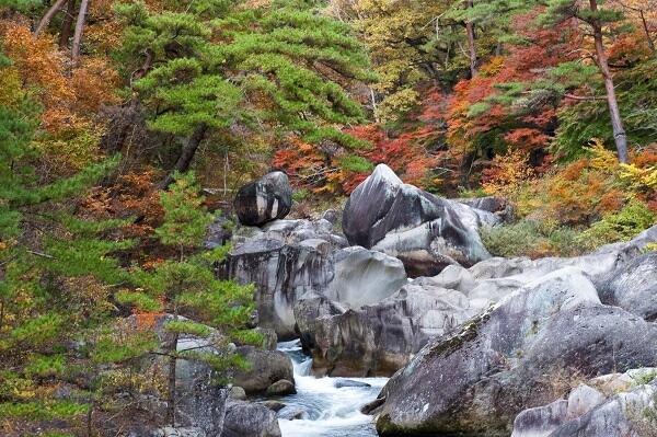 画像:昇仙峡