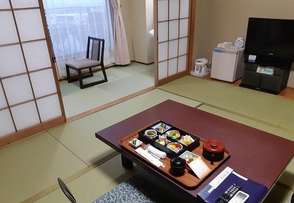 画像:客室一例