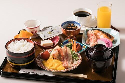 画像:和朝食膳(イメージ)